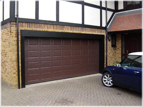 Автоматические гаражные ворота Люберцы
